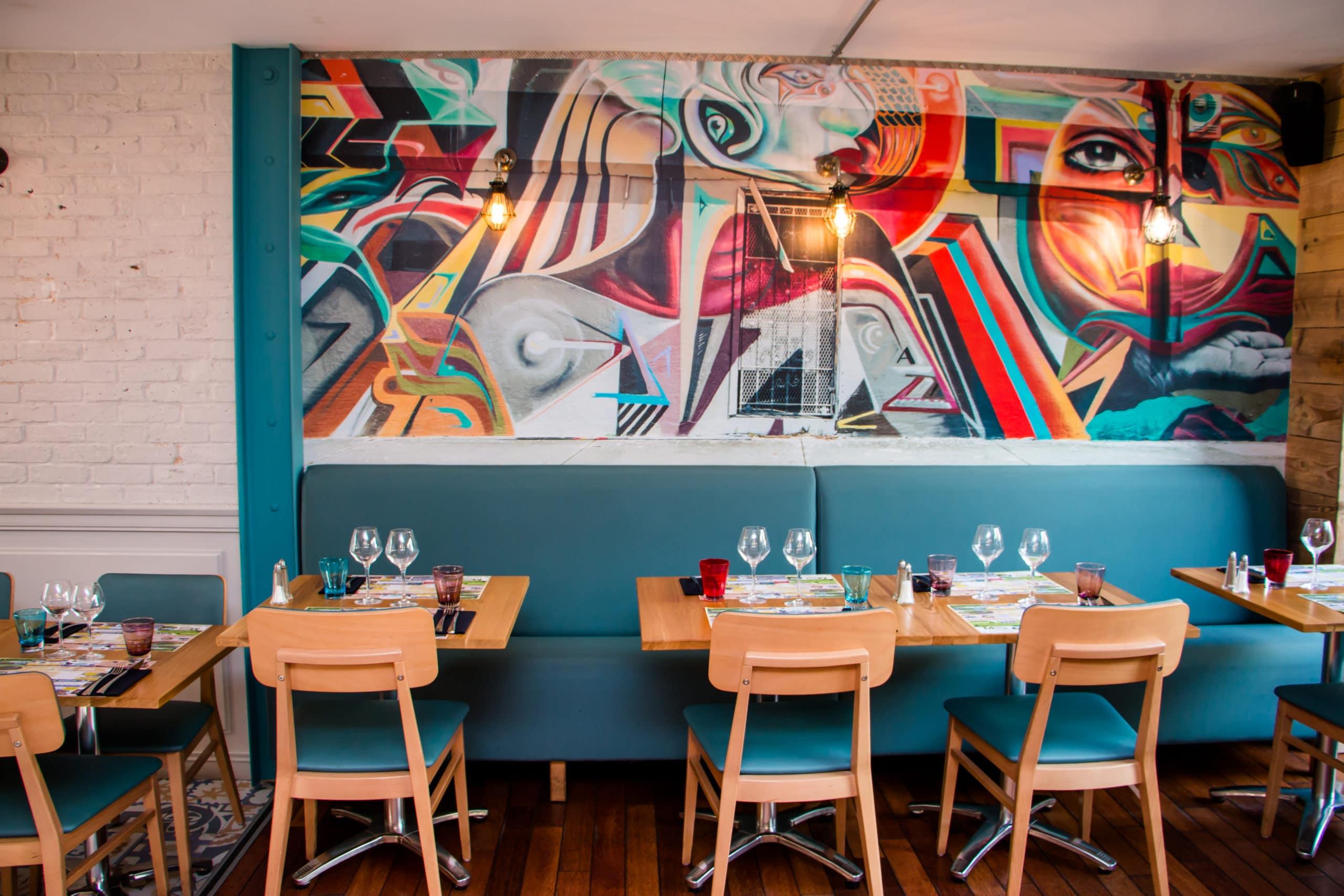 Restaurant Cherbourg L Antidote centre ville proche port - restaurant à Octeville 50 ©mathildemochon