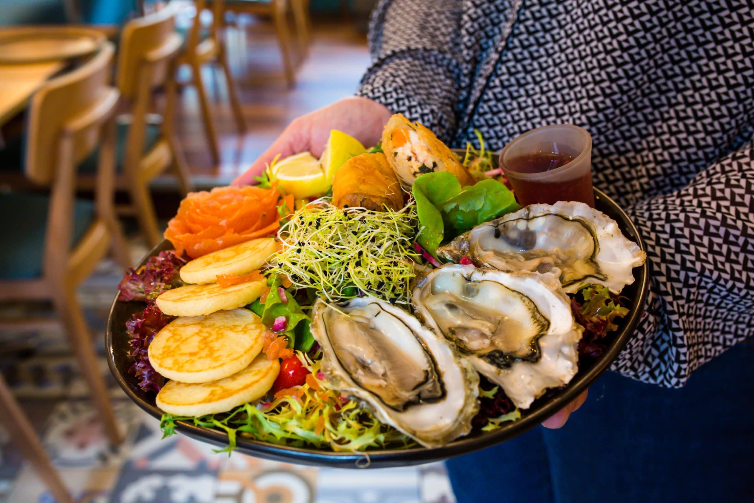 restaurant-cherbourg-pas-cher-l-antidote-plat-poissons-crustaces-nouvelle-carte ©mathildemochon